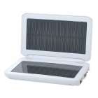Solar/AC Powered 2000mAh Battery Charger w/ Charging Adapters