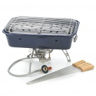 BRS-18 Camping Stove BBQ Grill Set