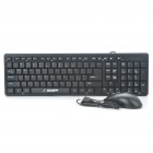 PS/2    Keyboard + USB Optical Mouse