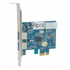 2-Port USB 3.0 PCI-E Host Card