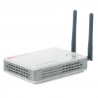 WR3G01 802.11b/g/n 300Mbps Wireless Router - White (DD-WRT)