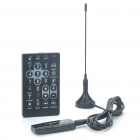Mini ISDB-T Digital TV USB 2.0 Dongle with Remote Controller