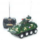 2-CH R/C Armored    Vehicle