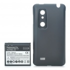 Replacement 3500mAh 3.7V Extended Battery Pack + Cover for LG P920/Optimus 3D/P925/THRILL 4G