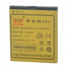 Replacement BL-6F Compatible 3.7V 1100mAh Battery Pack for Nokia N95 8GB