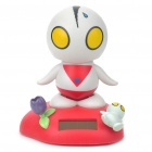 Solar Powered Ultraman Figure Toy
