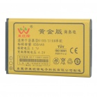 Replacement BL-4C Compatible 3.7V 850mAh Battery Pack for Nokia 6100