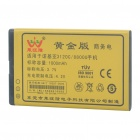 Replacement BL-4U Compatible 3.7V 1000mAh Battery Pack for Nokia 3120C