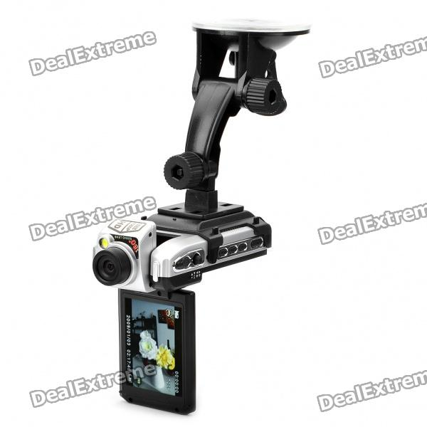 5.0MP Digital Video Camcorder w/ 4X Digital Zoom/Motion Detection/HDMI/SD Slot (2.5