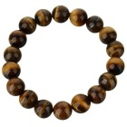 Glamorous Designer Tiger Eye Beaded Bracelet