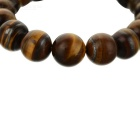 Glamorous Tiger Eye Beaded Bracelet