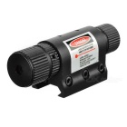 Aluminum Alloy 5mW 635nm Red Laser Scope Gun Aiming Sight (1 x CR2)