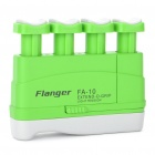 Flanger FA-10 Extend-O-Grip Light Tension Hand Exerciser for Adults - Green