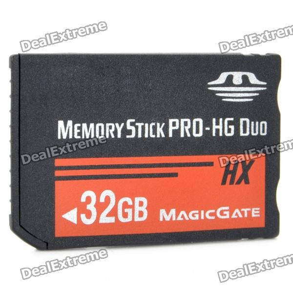 Дизайнер Memory Stick PRO Duo MS Card - 32 ГБ