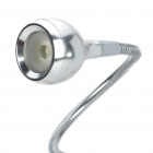 USB Powered 1W Flexible Neck LED White Light