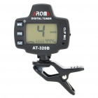"AT-320B 1.1"" LCD Backlit Clip-On Chromatic Tuner (1 x CR2032)"