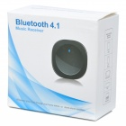 AC Powered Bluetooth V4.1 Audio Receiver - Black