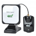 980WG 1000mW 54Mbps 802.11b / g USB 2.0 WLAN WiFi Wireless Network Adapter