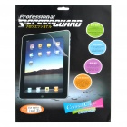 Protective Matte Frosted Screen Protector / Guards mit Reinigungstuch für Ipad 2