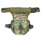 Military Tactical War Game Multi-Purpose Shoulder Bag/Leg Bag - Random Color