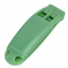 Outdoor Survival Emergency Whistle w/ Back Clip (Random Color)