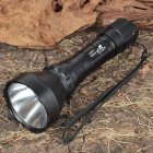 UltraFire AK-T60 XML-T6 3-Mode 6700K 600-Lumen White LED Flashlight w/ Strap (1 x 18650)