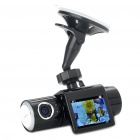 "TX103 5.0MP Wide Angle Car DVR Camcorder w/ 2-LED Night Vision/TF Slot (2.0"" TFT LCD)"