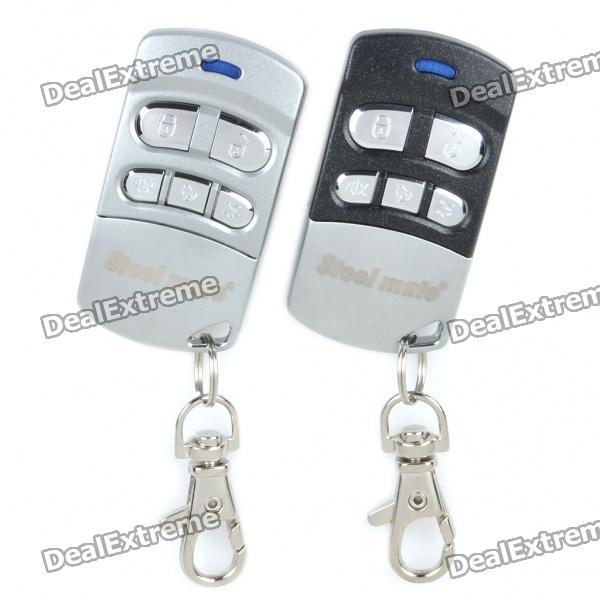 STEELMATE Martian 6005 Car Alarm System (DC 12V / 125dB)
