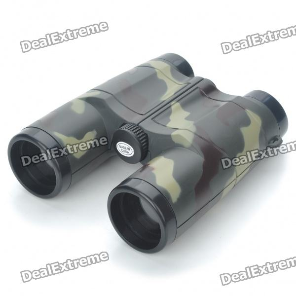 Camouflage 4x35 Binoculars w/ Carrying Strap