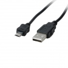 USB-lading/Data kabel for HTC Status/ChaCha/G16/A810E/Salsa/C510E/G15 (90cm lengde)