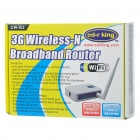 CW-G3 802.11b/g/n 2.4GHz 150Mbps Wireless Router