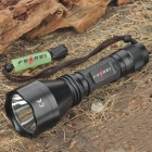 FEREI F-VI 5-Mode 200LM Memory LED White Flashlight w/ CREE Q5 / Strap (1 x 18650 / 2 x CR123A)