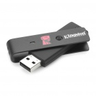 Genuine Kingston Data Traveler 410 USB 2.0 Flash Drive - Black (4GB)