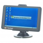 "5.0"" Touch Screen WinCE 6.0 GPS Navigator w/ FM Transmitter/TF Slot (4GB)"