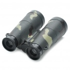 Mini 6x35 Binoculars with Strap for Children - Camouflage