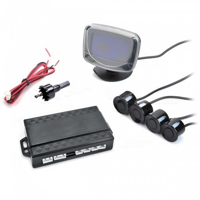 "2.3"" LCD Monitor + Parking Sensor/Radar Kit (9~16V) San Buenaventura (Ventura) Куплю вещи"