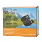 Mini 10 x 21 Binoculars with Carrying Pouch & Strap