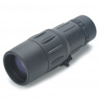 Mini 10 x 42 Waterproof Monocular with Carrying Pouch & Strap