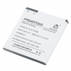 Replacement 3.7V 1700mAh Battery Pack for HTC Sensation Z710e/EVO 3D