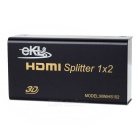 Full HD 1080P 1-2 HDMI 1.3 Splitter