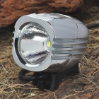MJ-868 CREE XM LT6 3-Mode 1000-Lumen White LED Bicycle Bike Light (4x18650 included)