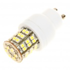 GU10 3W 6500K 195-Lumen 48-3528 SMD LED White Light Bulb (DC 230V)