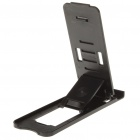 Compact Folding Stand Holder Support for Iphone 3g/4/Ipad 2/Touch 4 - Black