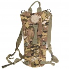 Fashion Survival Water Bag Backpack with Water Tube - Camouflage (2.5L)