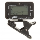 "1.5"" LCD Clip-on Chromatic Tuner for Guzheng (1xCR2032)"
