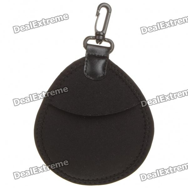Lens Filter Pocket Bag with Clip (Holds 2-Pieces)