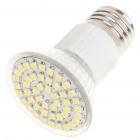 E27 3.5W 48-SMD 3528 LED 145-195LM 6000-6500K White Light Bulbs