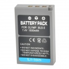 Replacement Rechargeable 1500mAh 7.4V Battery Pack for Olympus E-PL2/BLS-5