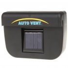 0.2W Solar Powered Window Mount Air-Vent Cooling Fan for Vehicle