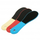 Handle Dual-Sided Foot File Exfoliator (Random Color)